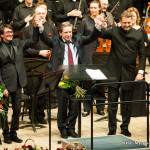 Юрий Башмет отметил день рождения в зале Чайковского