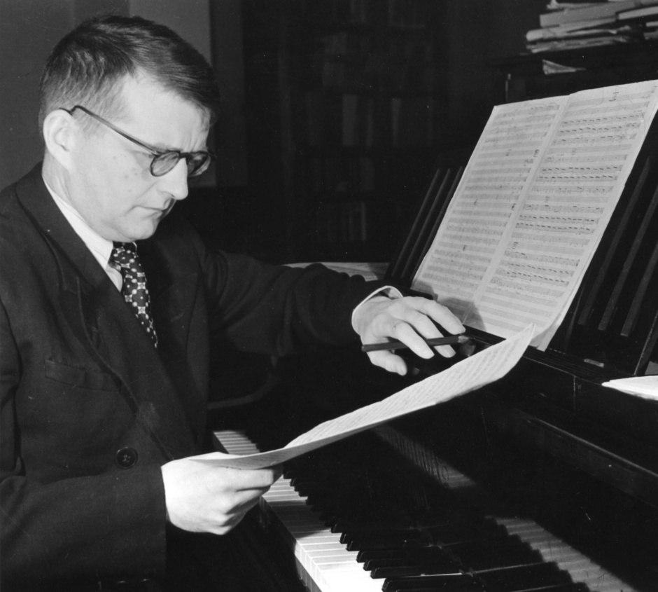 Симфонии Дмитрия Шостаковича будут переизданы к 110-летию композитора