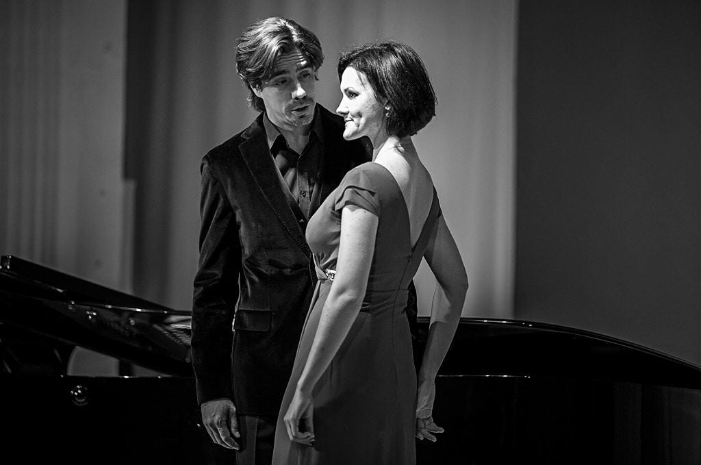 Дмитрий Зуев и Наталья Петрожицкая. Фото - Анна Огородник