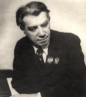 Рейнгольд Морицевич Глиэр