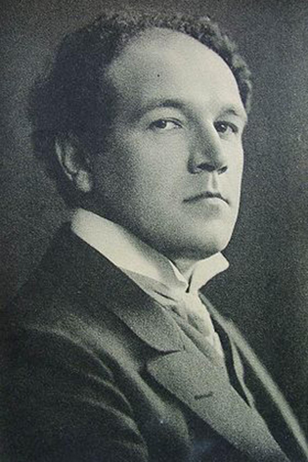Николай Метнер, 1910 год