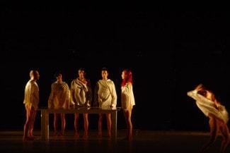 Во французском Бордо с аншлагом прошла премьера оперы-балета «Дневники Нижинского», написанного Детлевом Гланертом