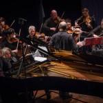 К 30-летию творческой деятельности Михаила Корноухова в филармонии состоялся концерт «Рояль плюс оркестр»
