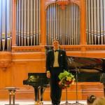 Клавирабенд Алексея Володина в БЗК 28 декабря 2014