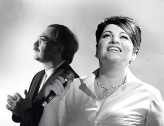 Хибла Герзмава и Даниил Крамер