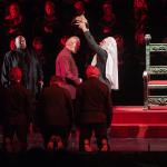 Михайловский театр поставил «Царя Бориса». Фото: Николай Круссер