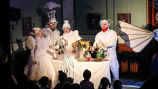 «Дедушка Лир, или Путешествие в страну джамблей». Пермский театр оперы и балета