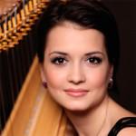 30 января уникальный арфовый концерт в Рахманиновском зале Московской консерватории