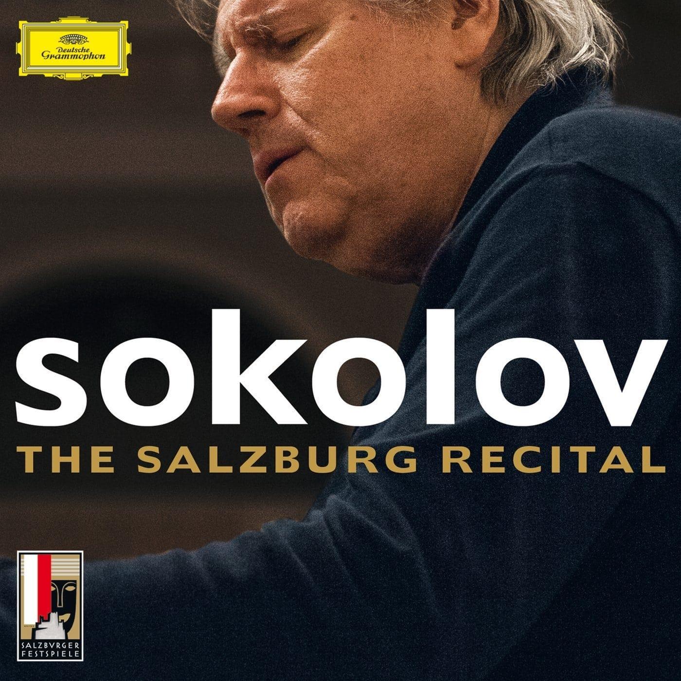 Пианист Григорий Соколов выпустил новый диск на студии Deutsche Grammophon
