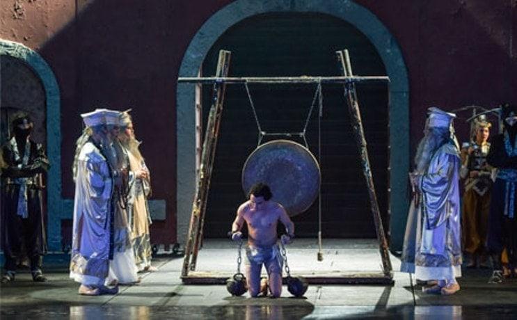 «Турандот» открыла Шаляпинский фестиваль в Казани