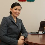 Министр культуры Башкортостана Амина Шафикова сыграла концерт на новом рояле ГКЗ «Башкортостан»
