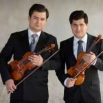 Братья-виртуозы сыграют в Приморской филармонии