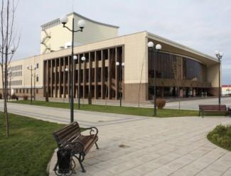Чеченская государственная филармония им. А. Шахбулатова