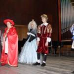Дети из Алтайского края участвуют в творческой олимпиаде «Краски музыки» с оперным спектаклем «Кот в сапогах»