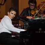 В Сочи прошел концерт Дианы Арбениной и оркестра Юрия Башмета
