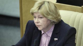 Елена Драпеко. Фото - Владимир Суворов/ИЗВЕСТИЯ