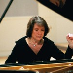 Известная русская и австрийская пианистка Елизавета Леонская дала единственный концерт в Минске