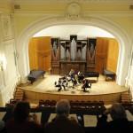 Малый зал Московской консерватории открывается после реконструкции