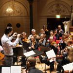 Оркестру musicAeterna исполнилось 10 лет