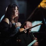 Наталия Пшеничникова — эталонный исполнитель авангардной музыки и участник многих премьер российских композиторов. Фото - Анастасия Блур