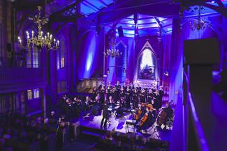 Российские артисты покорили норвежскую оперную публику