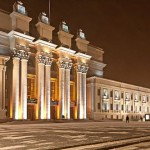 """Самарский театр оперы и балета приглашает зрителей на фестиваль искусств """"Песнь торжества"""""""