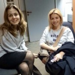 Сати Спивакова и Басиния Шульман