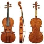 В Москве похищены две старинных скрипки