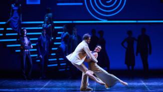 Театр Бориса Эйфмана представит в Европе новый балет по Фицджеральду. Фото - Алексей Даничев