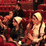 В Грозном определился состав будущего детского симфонического оркестра