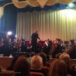 В Якутске состоялся концерт из произведениий Брамса