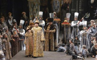 В день рождения Шаляпина в Казани покажут оперу «Борис Годунов»