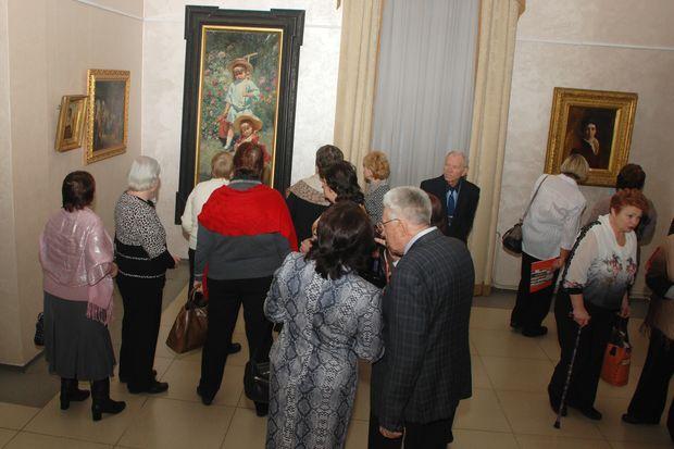 Выставка «Чайковский и русское изобразительное искусство XIX века: Маковские» открылась в Клину