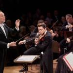 В Лейпциге состоялись концерты Гевандхауз оркестра под управлением Риккардо Шайи