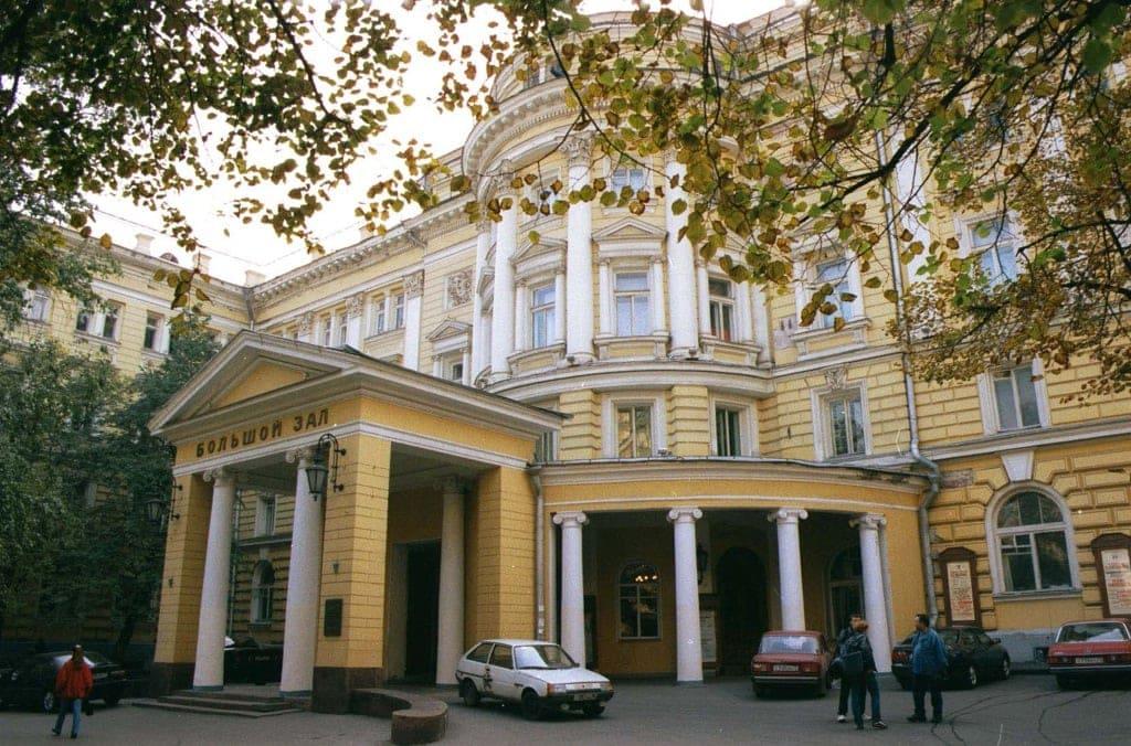 Друзья сергея курехина готовят вечер его памяти в московской консерватории