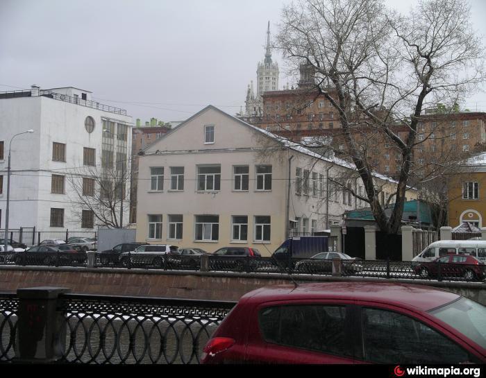 Здание ГКА им. Маймонида