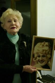 Лидия Качалова, бывшая солистка Донецкого театра оперы и балета