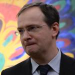 Владимир Мединский. Фото: ИЗВЕСТИЯ/Владимир Суворов