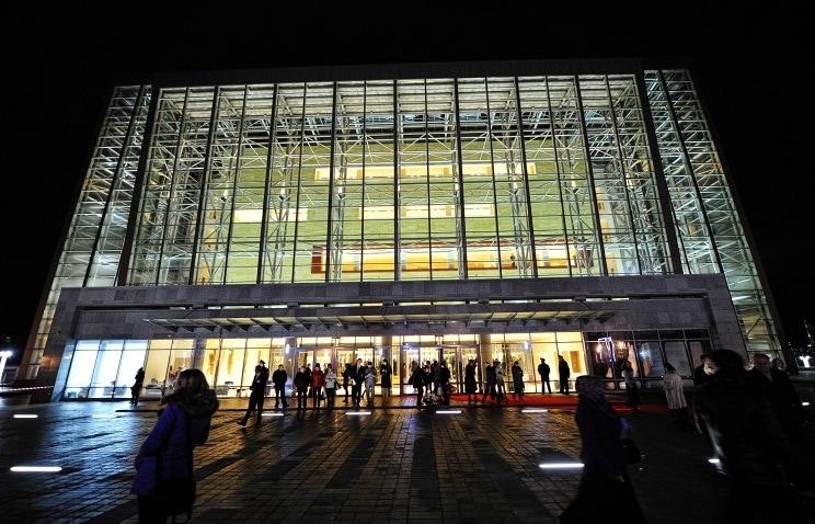 Приморский театр оперы и балета. Фото: ИТАР-ТАСС/Юрий Смитюк