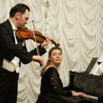 В Сургутской филармонии выступят виртуозный скрипач Карэн Шахгалдян и блестящая пианистка Екатерина Леденева