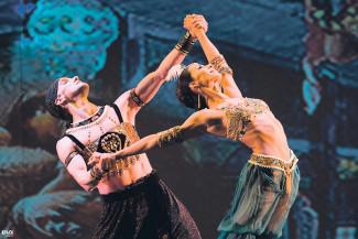 В Сочи завершился Международный зимний фестиваль искусств