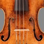 Скрипка работы Карло Антонио Тесторе была приобретена для Госколлекции