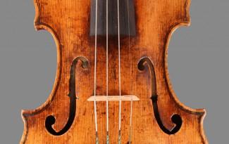 Скрипка работы Карло Антонио Тесторе