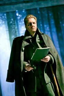 Владимир Байков в роли Юрия Живаго. Фото – Jochen Quast
