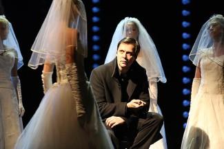 «Царская невеста» в постановке Андрея Могучего. Фото - Стас Левшин