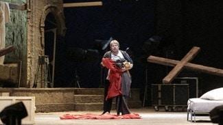 «Тангейзер» в Новосибирском театре оперы и балета. Фото - Евгений Иванов