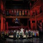 «Тангейзер» в Новосибирском театре оперы и балета