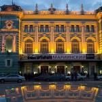 ГСО РТ под управлением Александра Сладковского вновь на сцене концертного зала Мариинского театра