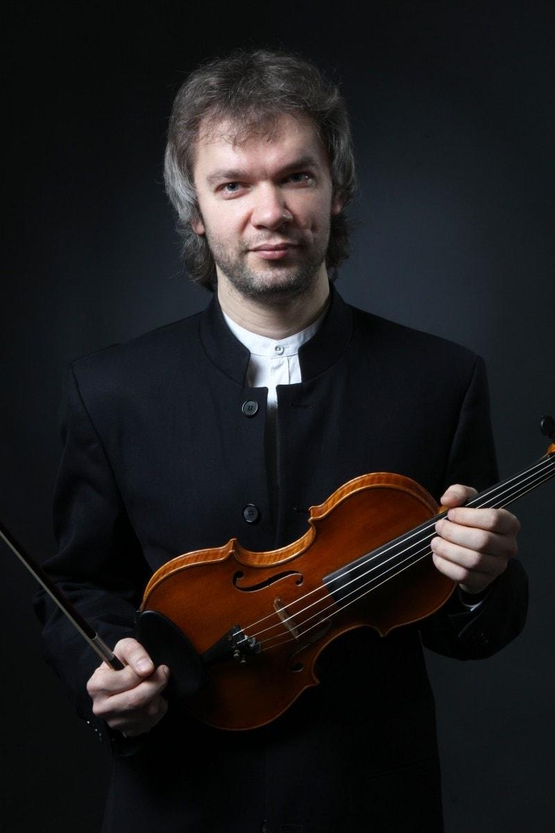 Александр Тростянский. Фото - Роман Гончаров