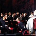 Гамлета убили Полонием